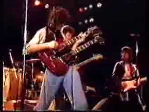 Stairway To Heaven Jimmy Page Eric Clapton and Jeff Beck
