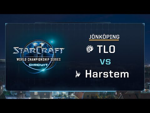 TLO vs Harstem ZvP - Group H Stage 2 - WCS Jönköping 2017 - StarCraft II