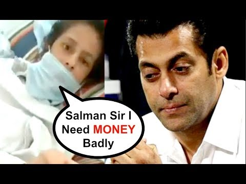 Salman Khan IGNORES Giving Money Co-star Pooja Dadwal