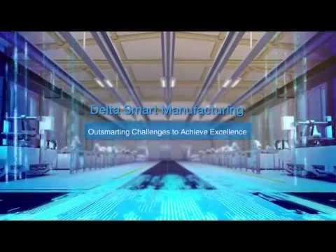 《 Delta Smart Manufacturing 》Trailer