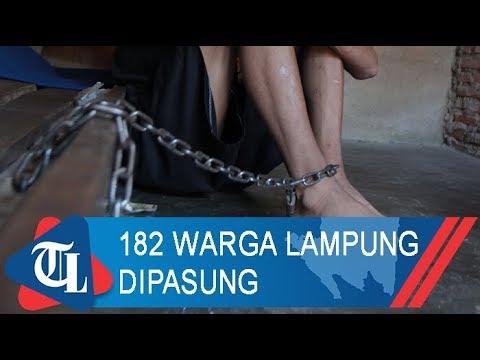 VIDEO TEASER 182 Warga Lampung Dipasung | Tribun Lampung News Video