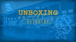 Unboxing Paczki od  Bethesda + info o streamie z garażu