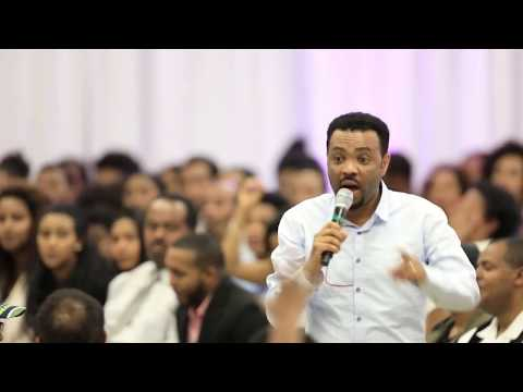 Apostle Tamrat Tarekegn Seattle Day 3 Part 2