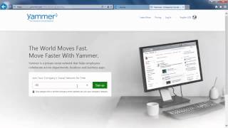Quick Guide to Yammer