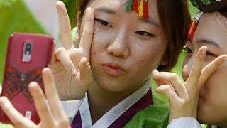 South Korea Nomophobia and Smart Phone Addiction