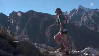 Carrera Ultra Trail Cordillera Blanca del Festival del Andinismo 2017