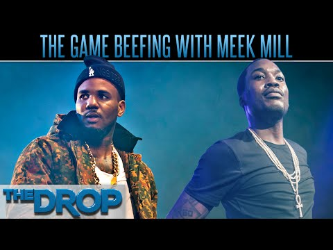 The Game Calls Meek Mill a Snitch – The Drop Presented by ADD