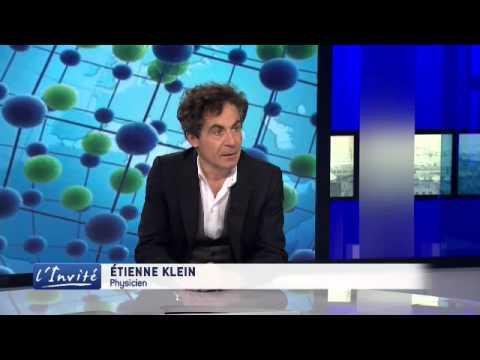 """Etienne KLEIN : """"La terre est une pierre qui roule"""""""