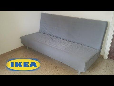 Beddinge Bedbank Ikea.Ikea Beddinge Ps Lovas Build Timelapse Youtube