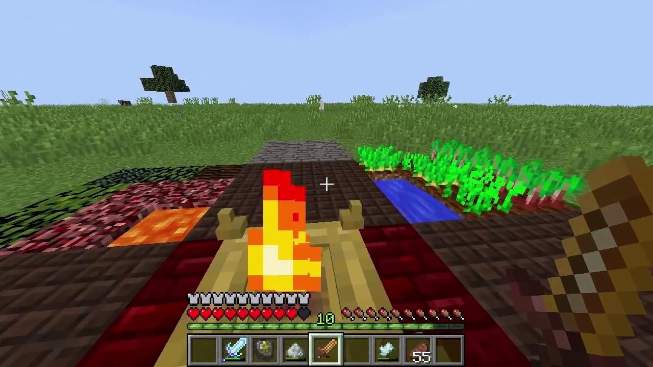 Blood Magic Living Armor Youtube