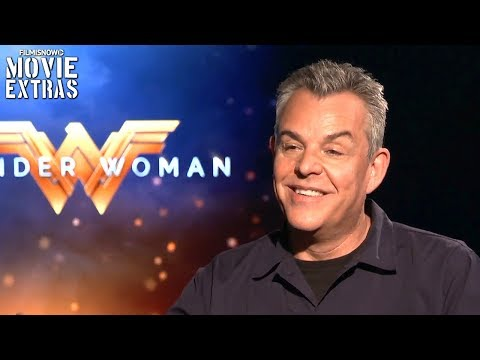 Wonder Woman (2017) Danny Huston talks about his experience making the movie
