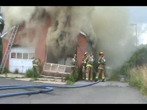 Lanham Garage Fire