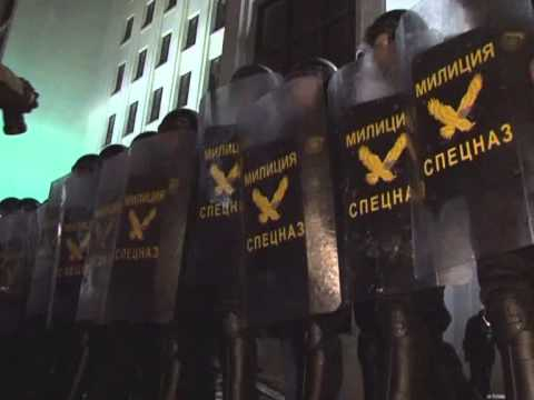 Неудавшийся белорусский Майдан