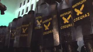 Неудавшийся белорусский Майдан 2010 года в Минске
