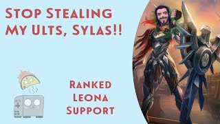 Stop Stealing My Leona Ults, Sylas! Taco Toaster's Trip to Masters - League of Legends