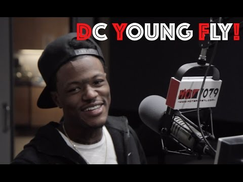 DC Young Fly: Raising His New Baby, Stand Up, MTV, And More