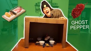 EXTREME WHATS IN THE BOX CHALLENGE
