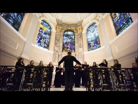 The Chapel Choir of the Queen's College, Oxford: Trailer