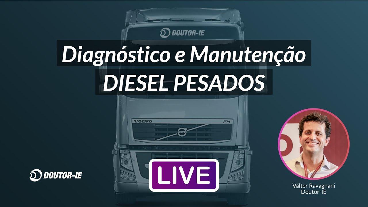 Diagnóstico e Manutenção de veículos Diesel Pesados - Volvo FH3 D13C euro 5