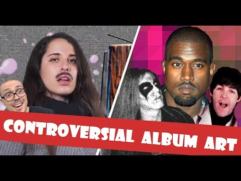 5 Controversial Album Artworks (Artsplained Guest Video)