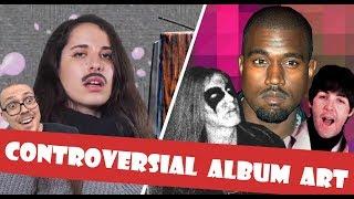 5 Controversial Album Artworks (Artsplained Guest Video)
