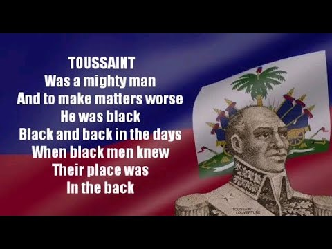 Toussaint Louverture | Haiti I'm Sorry - David Rudder