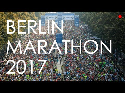 BERLIN MARATHON 2017 - INSIDE THE RACE
