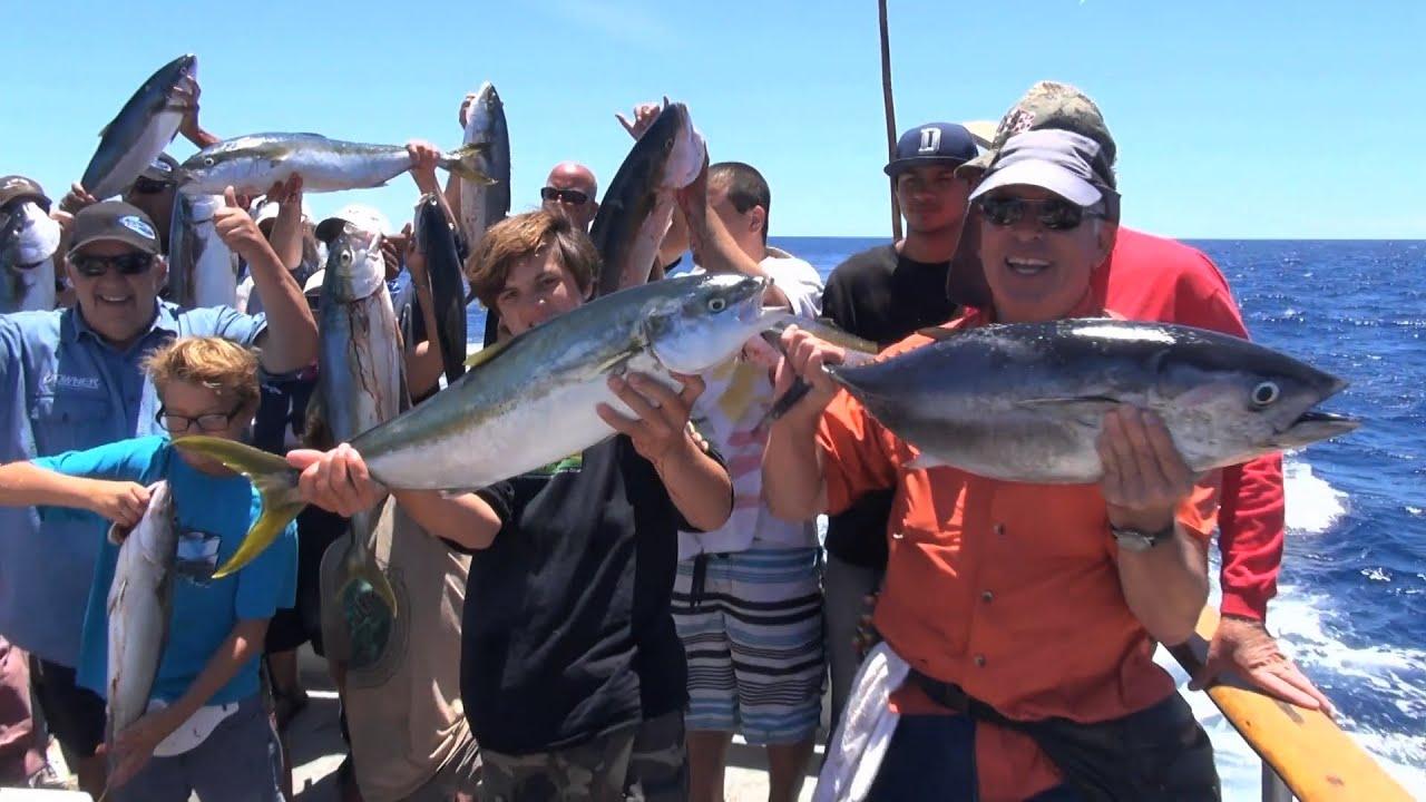 Ocean Fishing from Novice to Expert | Dana Wharf
