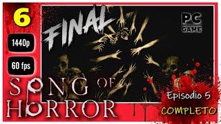 Vídeo Song of Horror