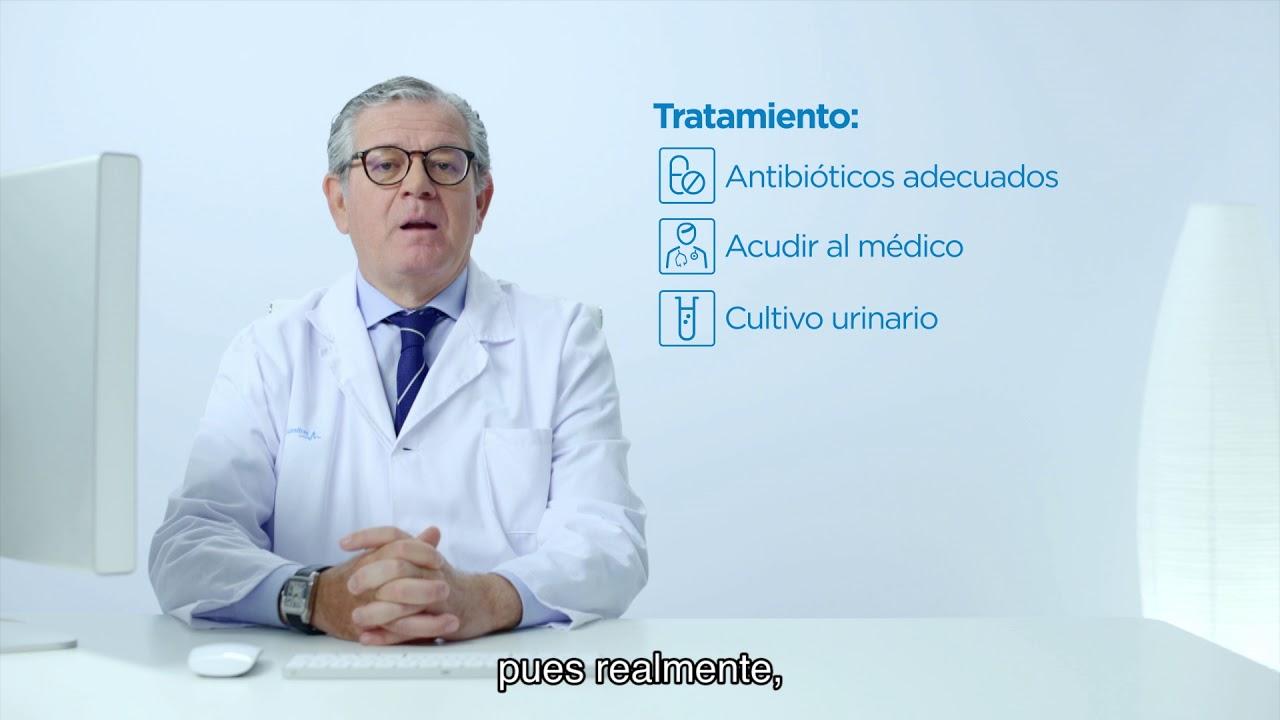 Como se cura la infeccion de orina