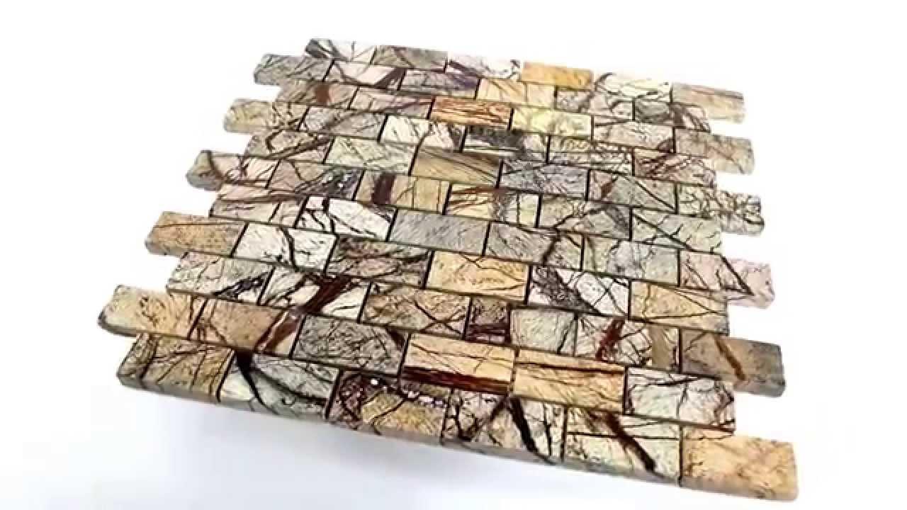 Naturstein mosaik fliesen verfugen for Mosaikfliesen hornbach
