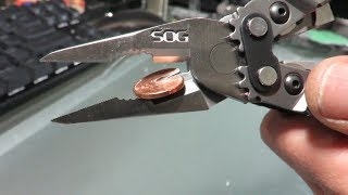 SOG POWERGRAB MULTI-TOOL : First & Last Detailed Review!