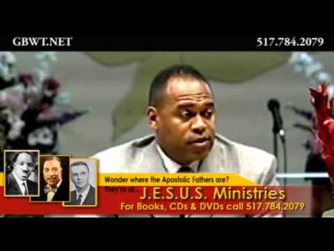 Bishop Ira Combs Jr., D.D. The Apostolic Doctrine pt.1 061008