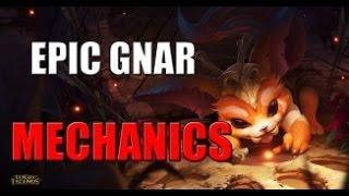 Gnar Top Lane Preseason 6 – Gnar Montage –Runes and Masteries - League of Legends Dec 2015