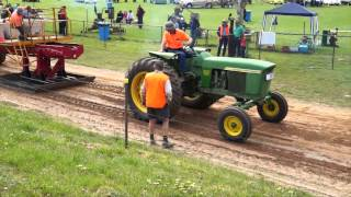 Vintage Tractor Pull - Corryong Australia