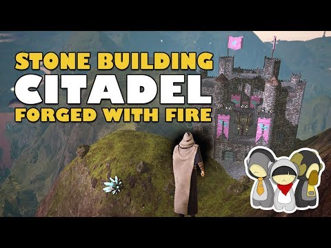 Citadel 3: BRICKS AND MORTAR!