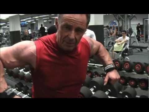 8 x 8 Workout Schultern, Rücken, Trapez @ Bodies Prime TV - nach Vince Gironda  mit Wolfgang Franke