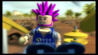 Lego Rock Band Intro HD