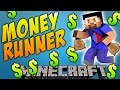 Minecraft 3v3 MONEY RUNNER #1 with Vikkstar