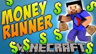 Minecraft 3v3 MONEY RUNNER #1 with Vikkstar