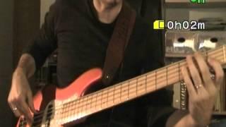 Venus Rapsody - Rockets - bass cover by Giorgio Tonazzo
