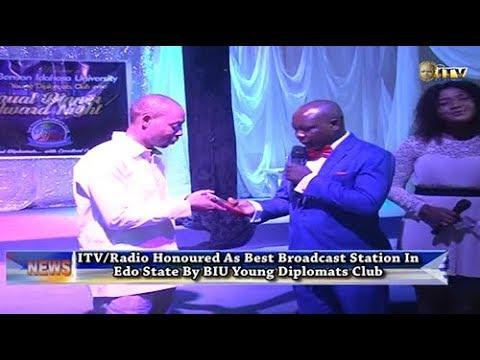 ITV/Radio honoured as best broadcast station in Edo State