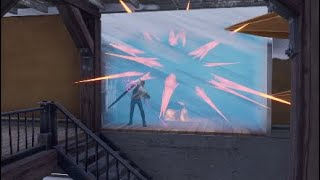 Fortnite Season 7 Glitch - Inside Greasy Grove