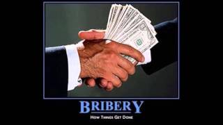 ethical dilemmas associated with corporate bribery Making decisions when faced with ethical dilemmas and bribery scandals at siemens  is usually associated with progressive and continuous chang-.