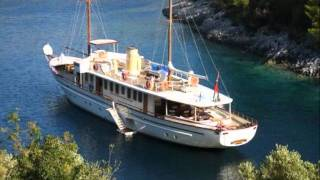 EL BANDIDO Blue Voyage -- Blue Cruise -  Yacht for Rent -- Yacht Charter -- Gulet for rent