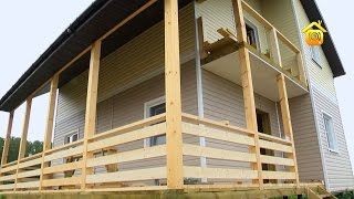 Каркасное домостроение: ответы на вопросы
