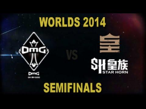 [2014 World Championship Semi Finals] SHR Vs. OMG G4