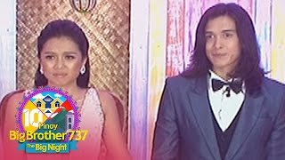 PBB 737: 2nd Adult Big Placer Tommy Esguerra & Big Winner Miho Nishida