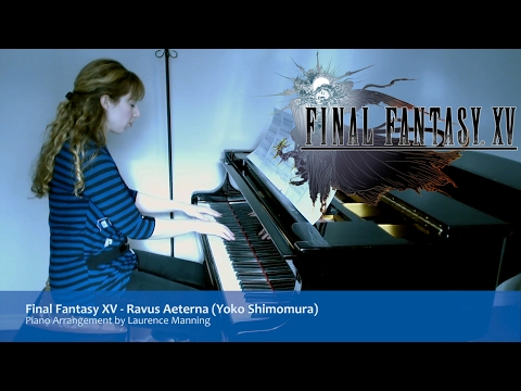 Final Fantasy XV - Ravus Aeterna (Piano Cover)