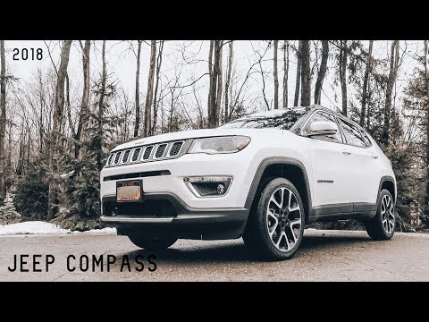 2018 Jeep Compass Limited | Review & Test Drive